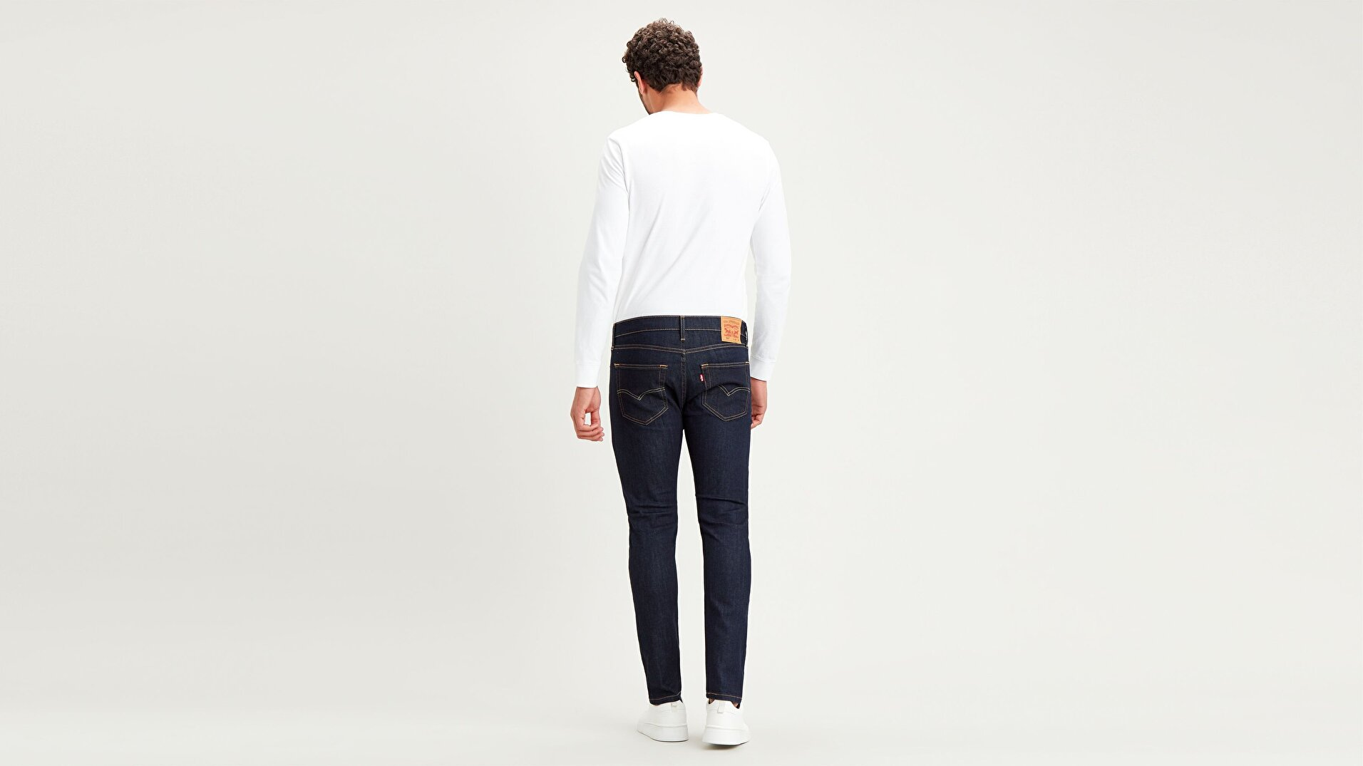 512™ Slim Taper Erkek Jean Pantolon-Dark Hollow Local