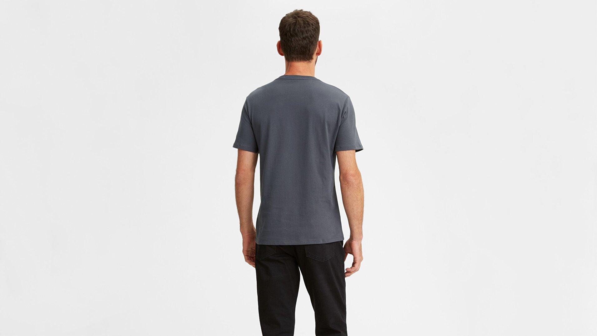 Housemark Graphic Tee Ssnl Hm Siyah Erkek Tişört