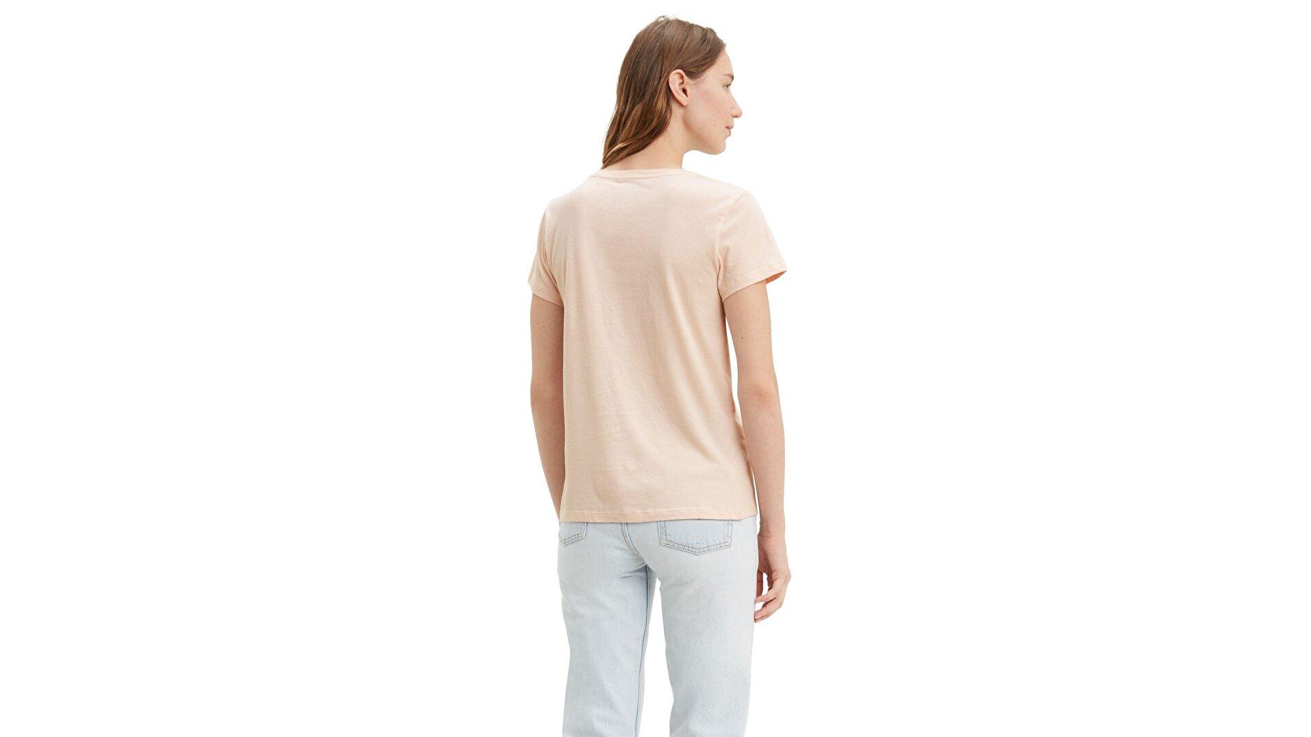 The Perfect Tee Cali Sportswear Kırmızı Kadın Tişört