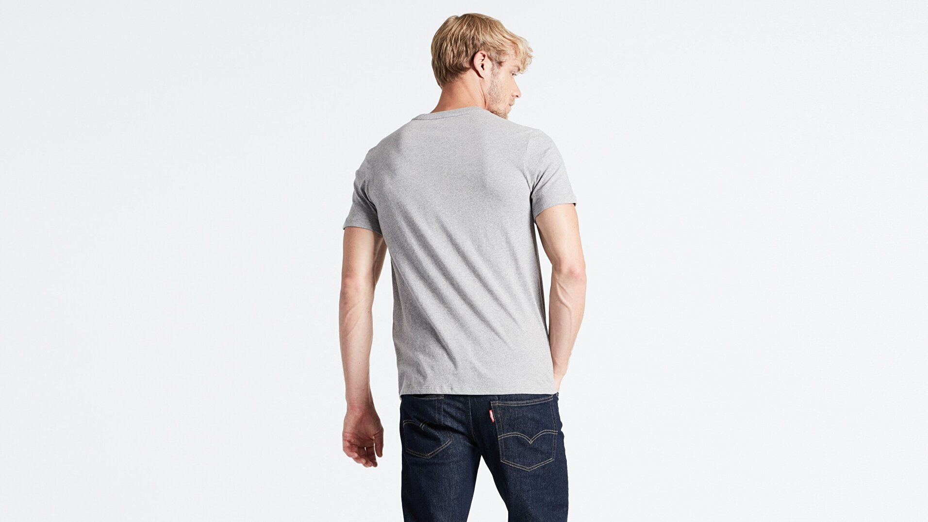 Sportswear Logo Graphic Sportswear Logo T3 Beyaz Erkek Tişört