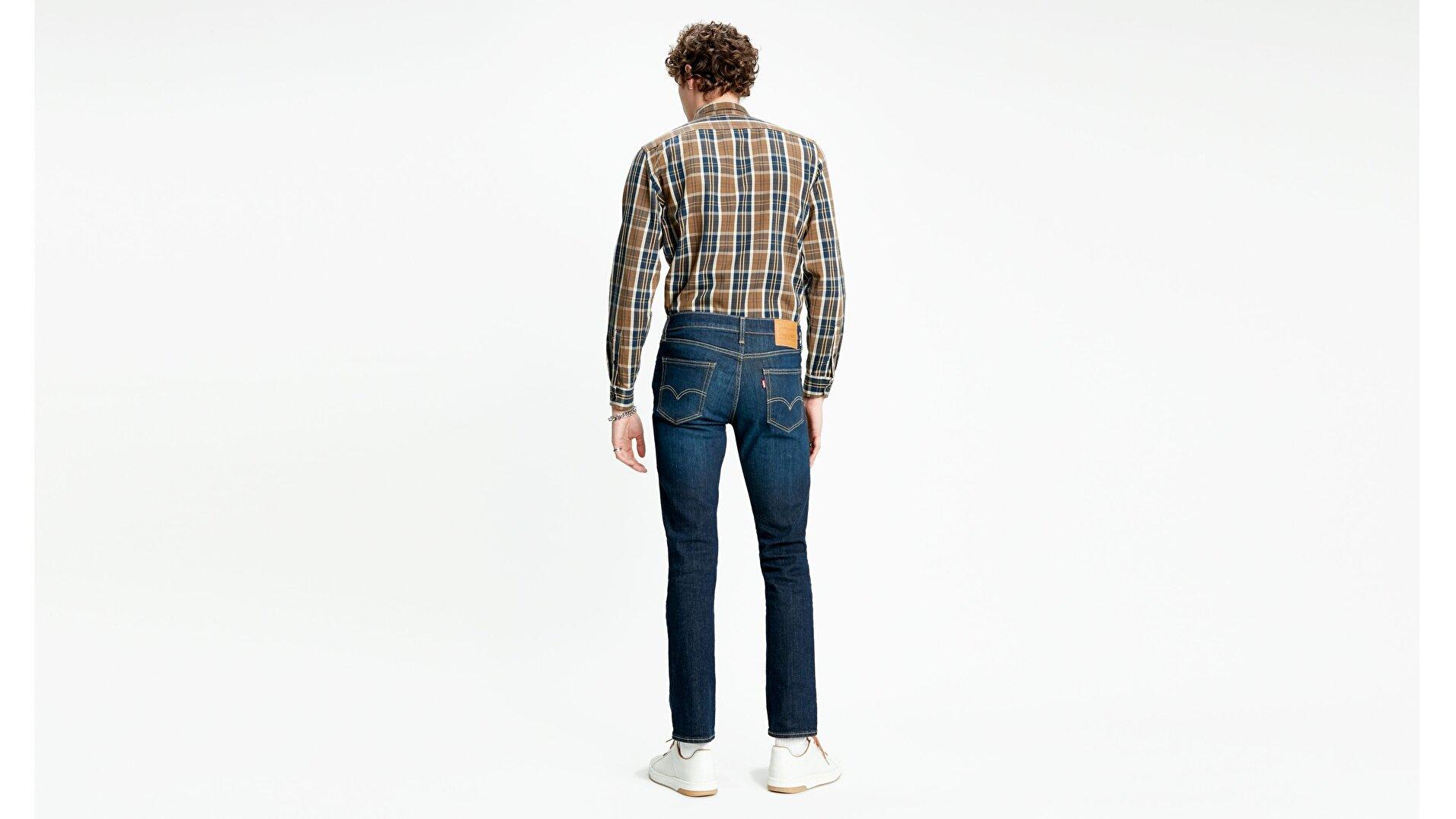 511™ Slim Fit Erkek Jean Pantolon-Biologia Adv