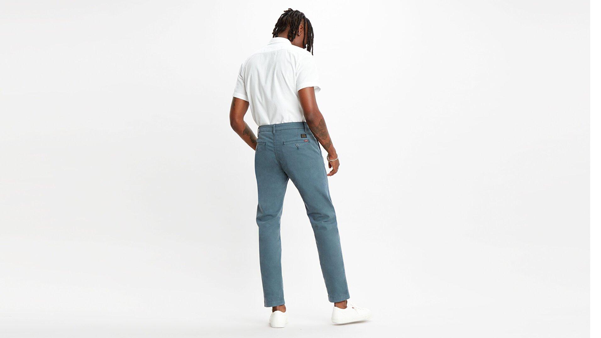 Levi's® XX Chino Standard Erkek Gri Pantolon-  Dark Slate Shady