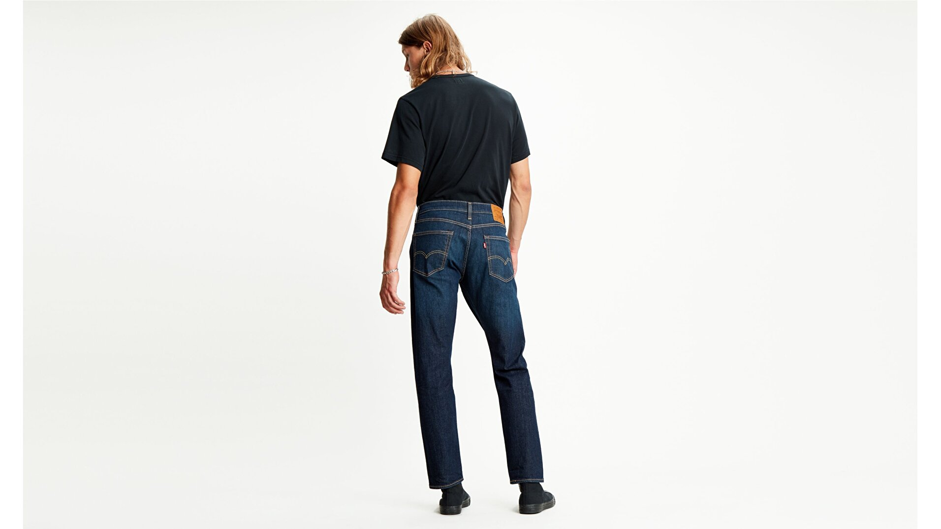 502™ Regular Tapered Erkek Jean Pantolon-Biologia Adv