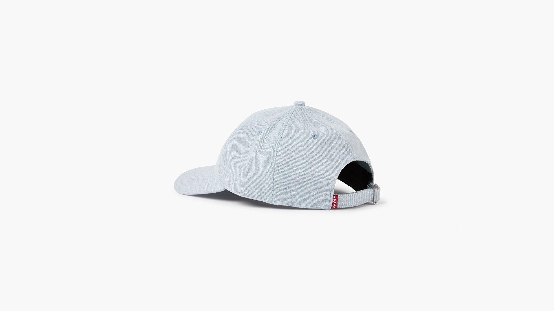 Mid Batwing Erkek Açık Şapka
