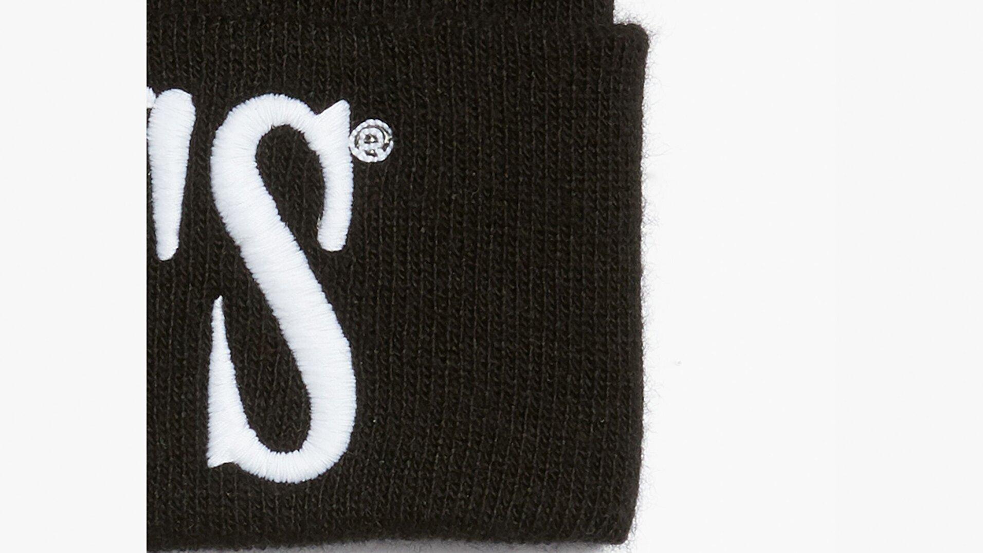 Serif Logo Erkek Şapka