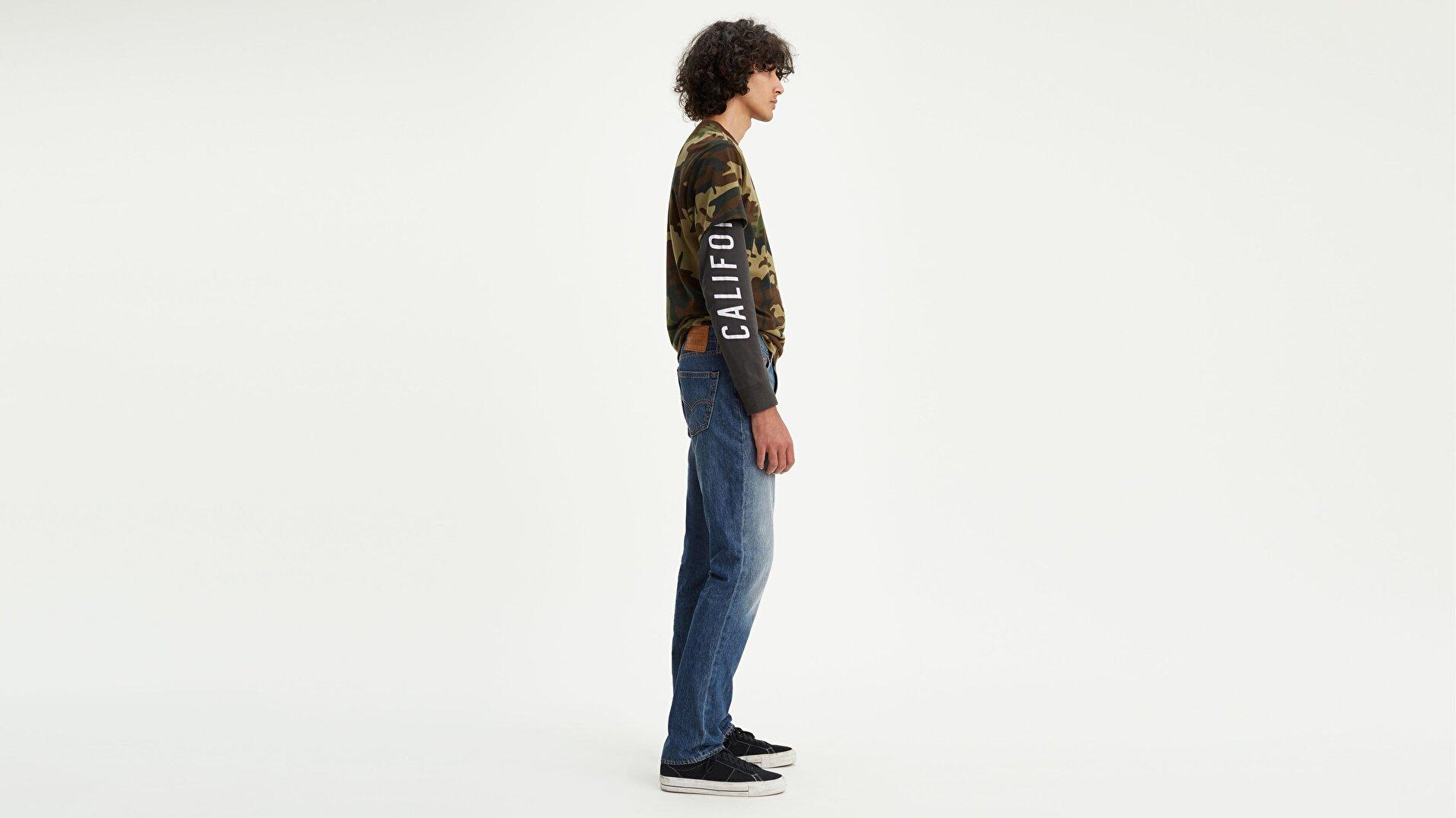 511™ Slim Fit Erkek Jean Pantolon-Thresher Warp Cool