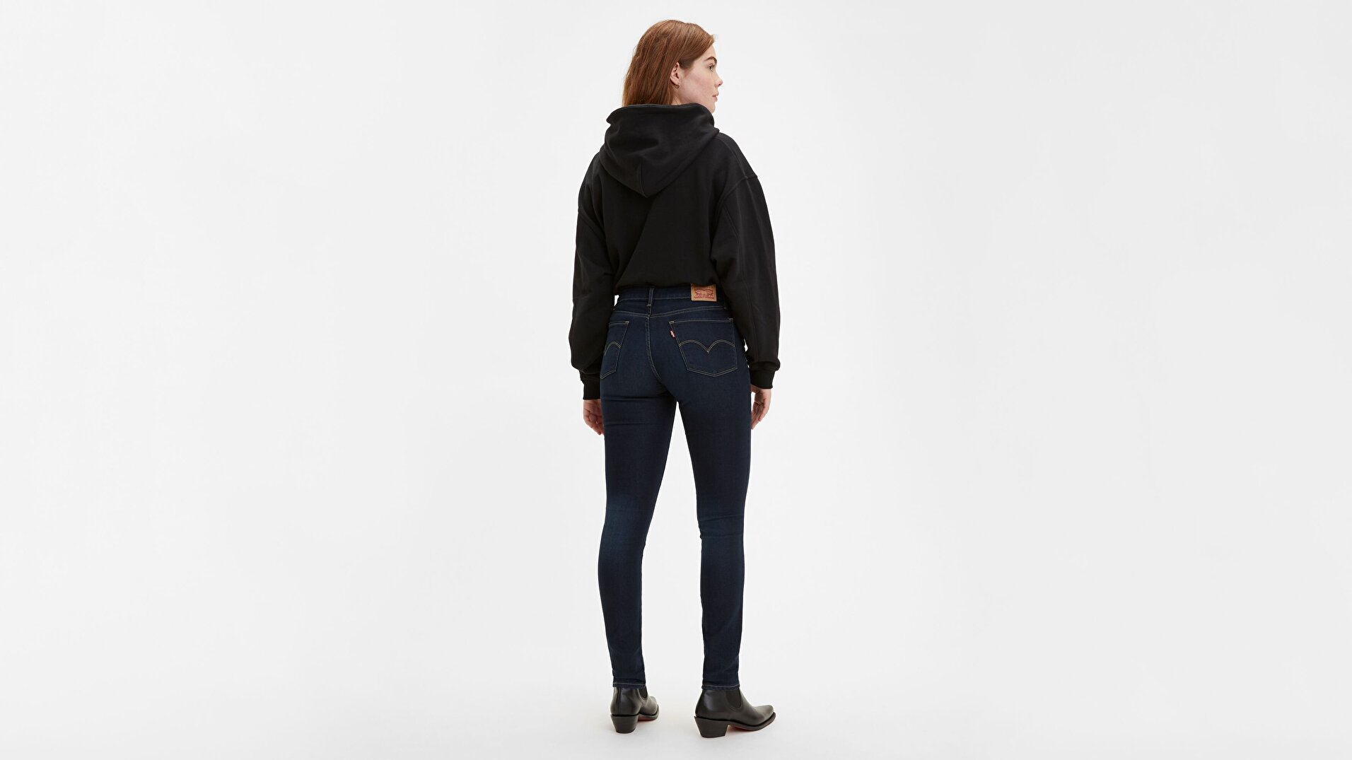 711 Skinny Fit Kadın Jean Pantolon- Ridge