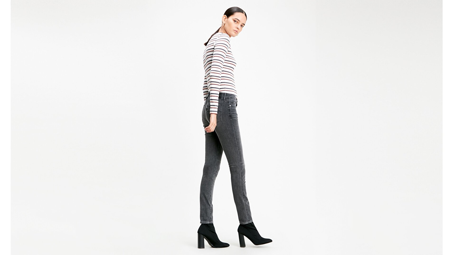 711 Skinny Fit Kadın Jean Pantolon-Hit Me Up