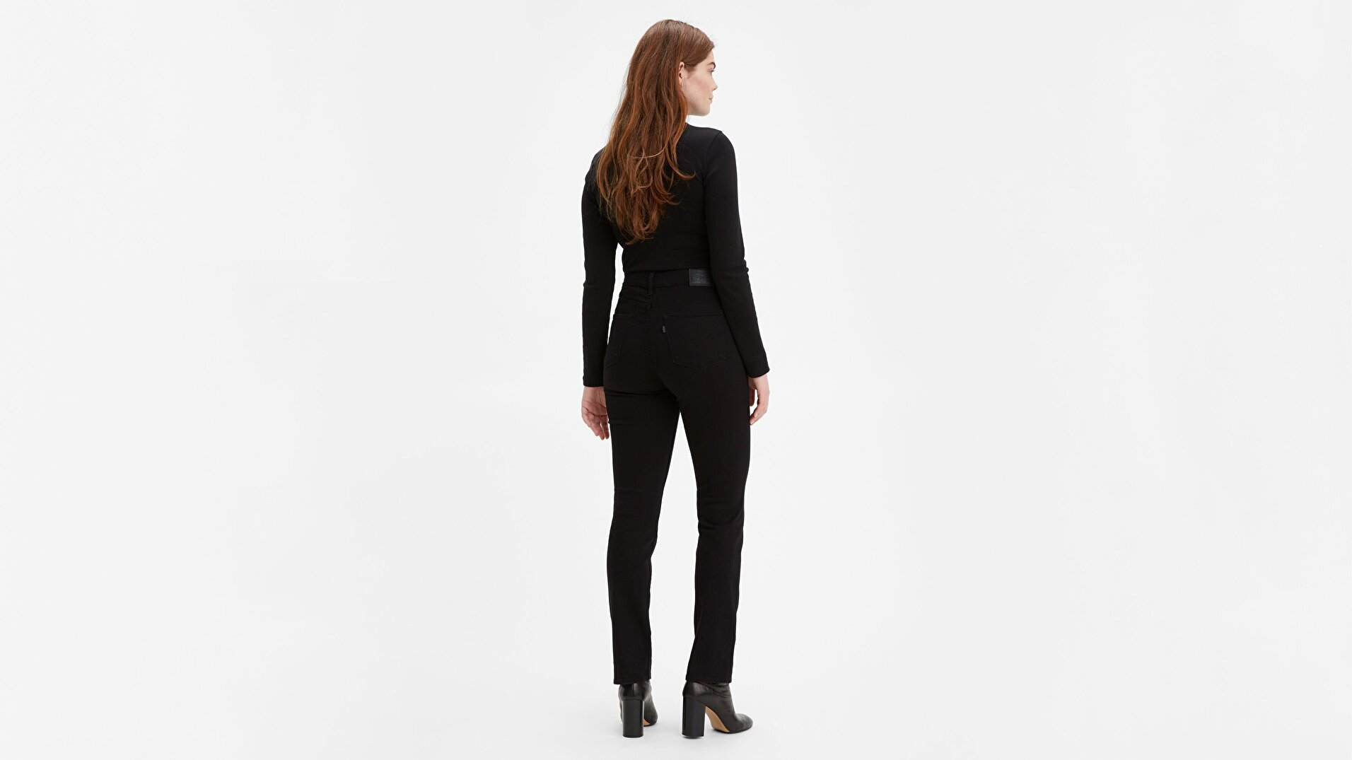 724 Yüksel Bel  Kadın Jean Pantolon-Soft
