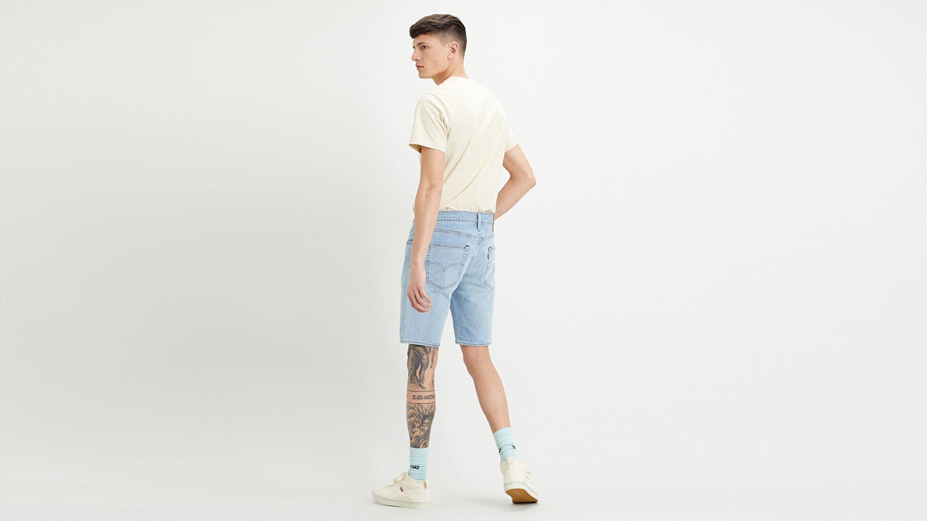 502™ Taper Erkek Jean Şort-Toast Short
