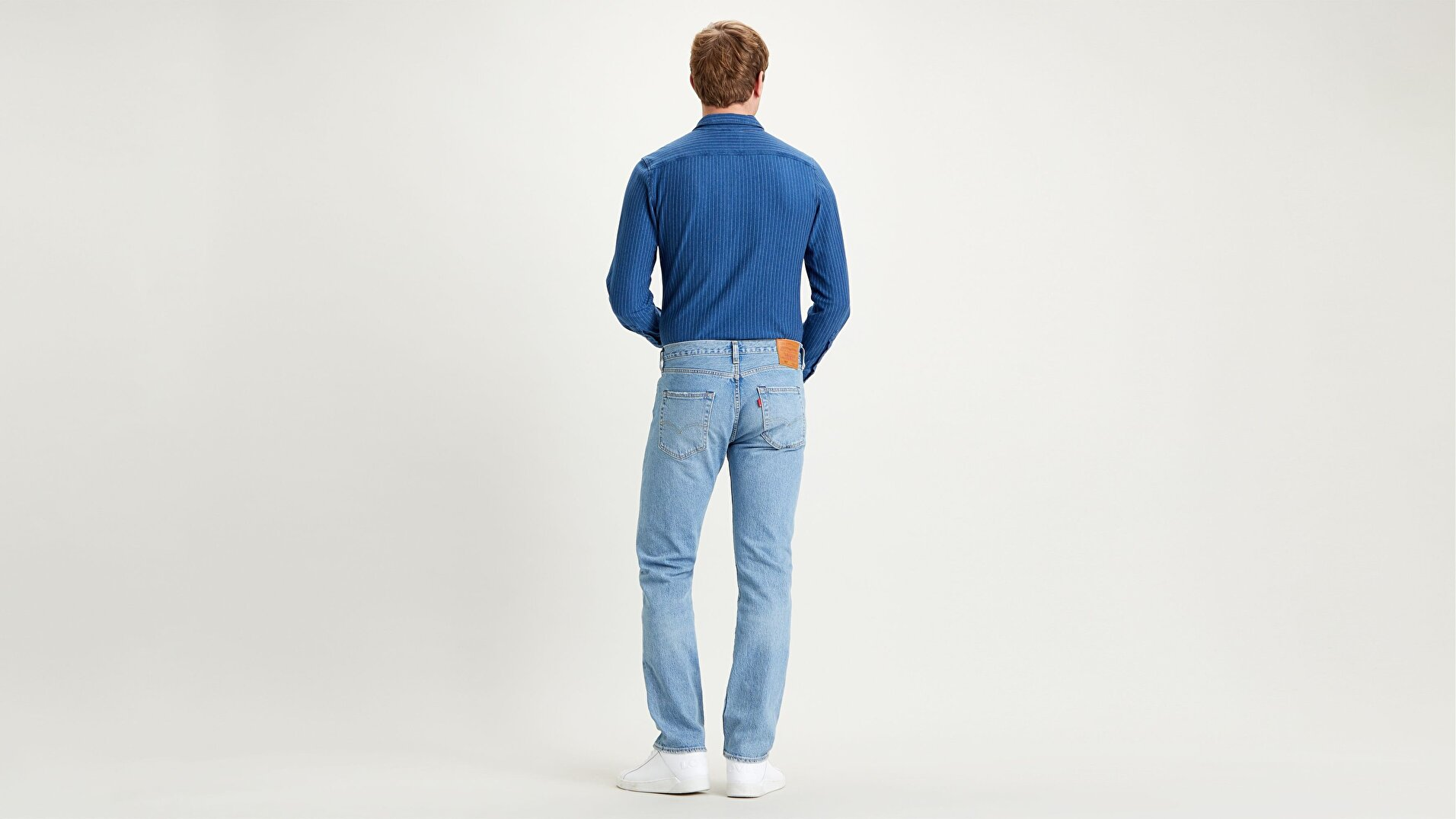 501® Original Fit Erkek Jean Pantolon-Basil Sand