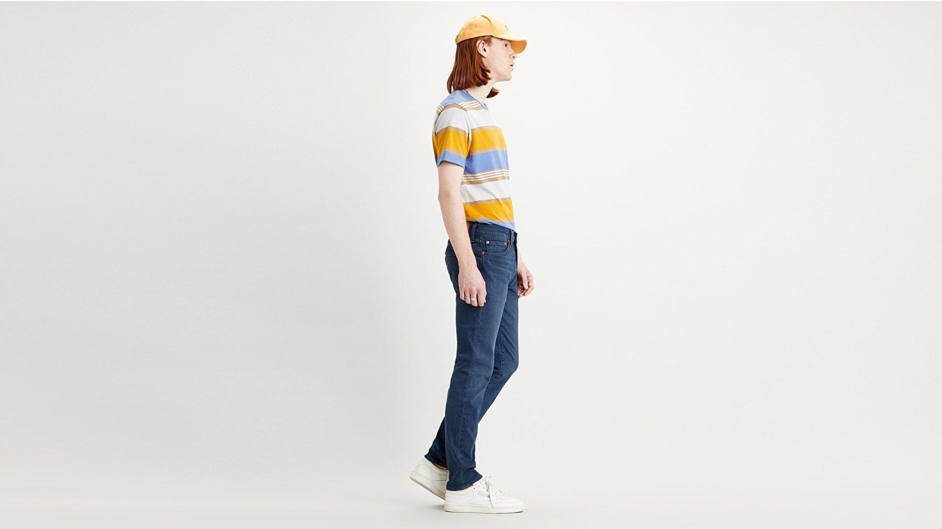 511™ Slim Fit Erkek Jean Pantolon-Amalfi  Od Adv