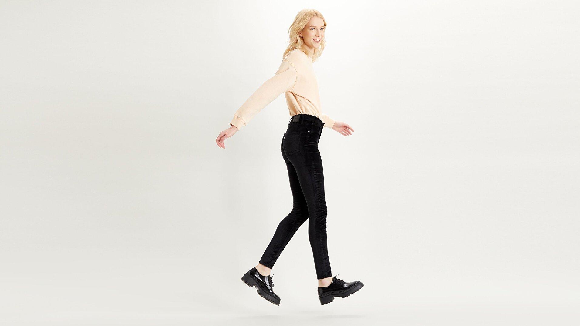 721 Yüksel Bel Skinny Fit Kadın Jean Pantolon-Comfort Velvet Caviar