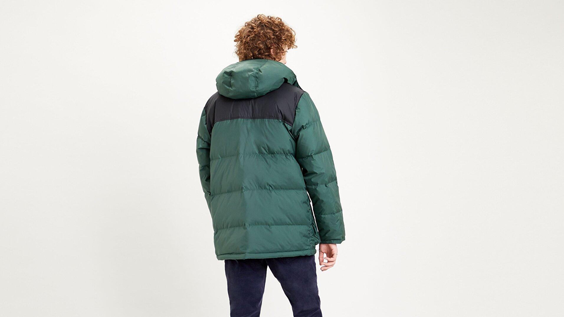 Fillmore Mid Parka Python Yeşil Erkek Ceket