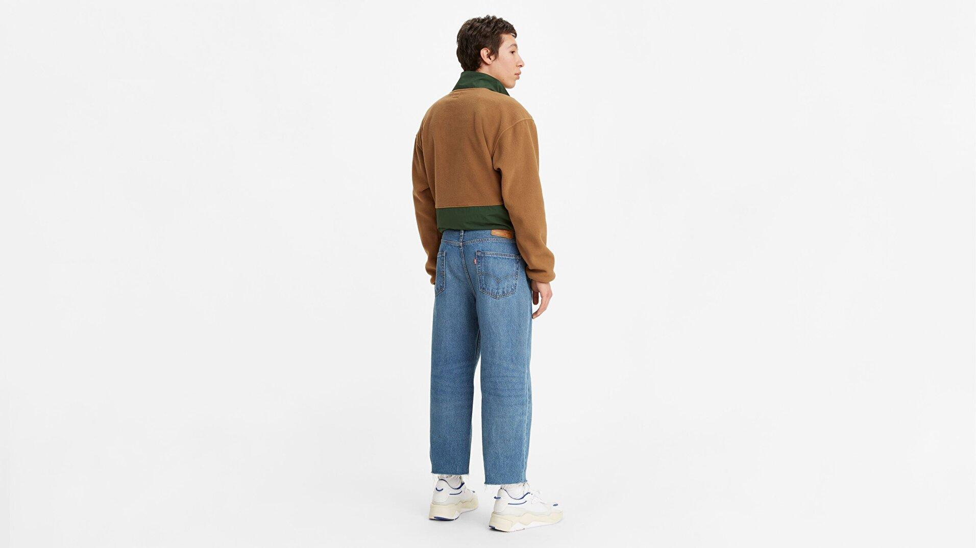 Stay Loose Erkek Cropped Jean Pantolon-Take Me Home