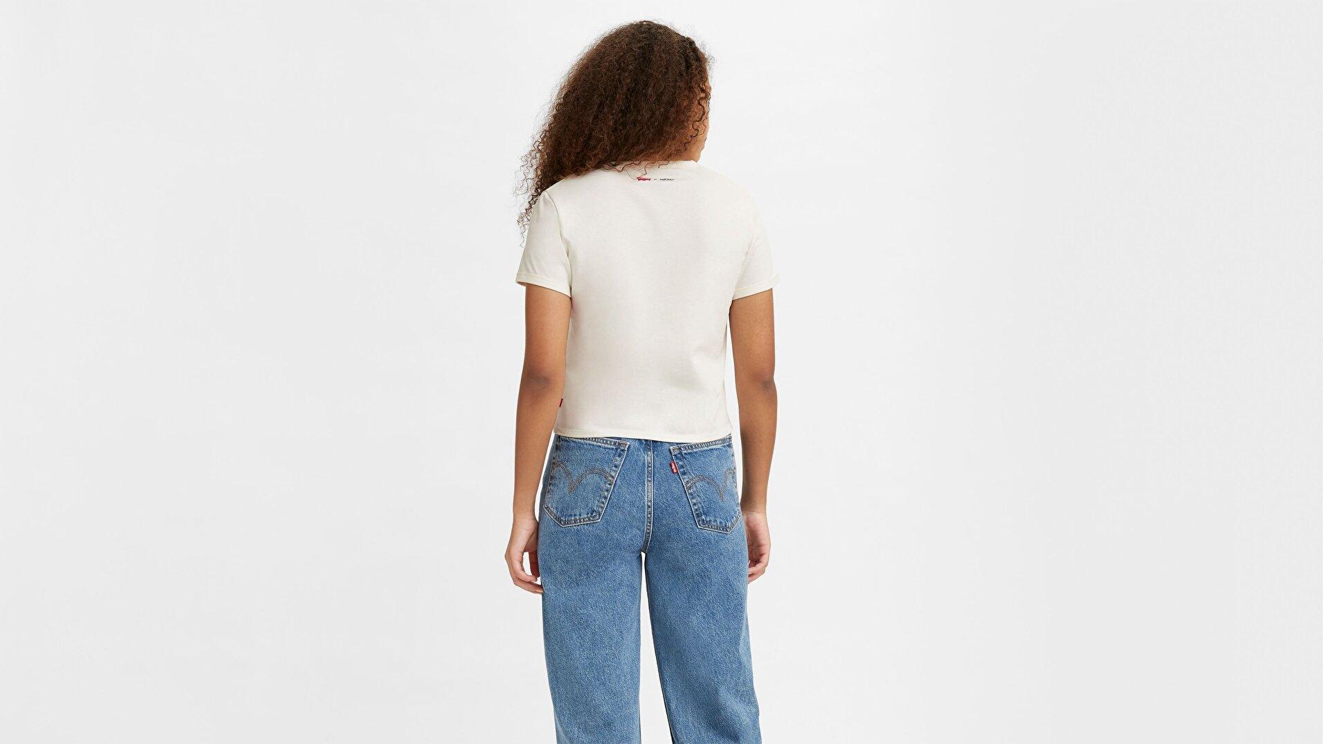 Levi's® X Disney Tee Kadın Tişört