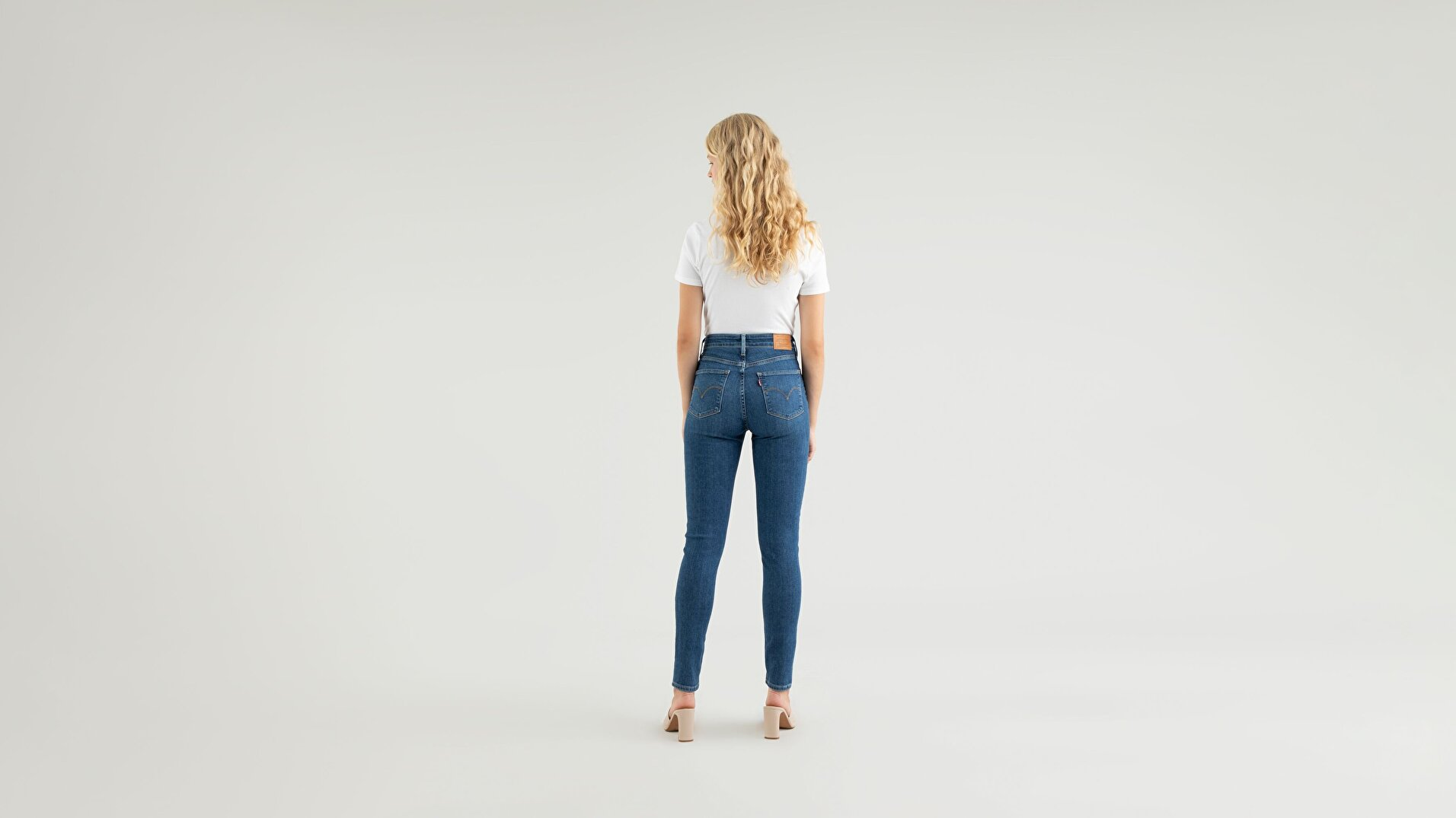 721 Yüksel Bel Skinny Fit Kadın Jean Pantolon-Good Afternoon