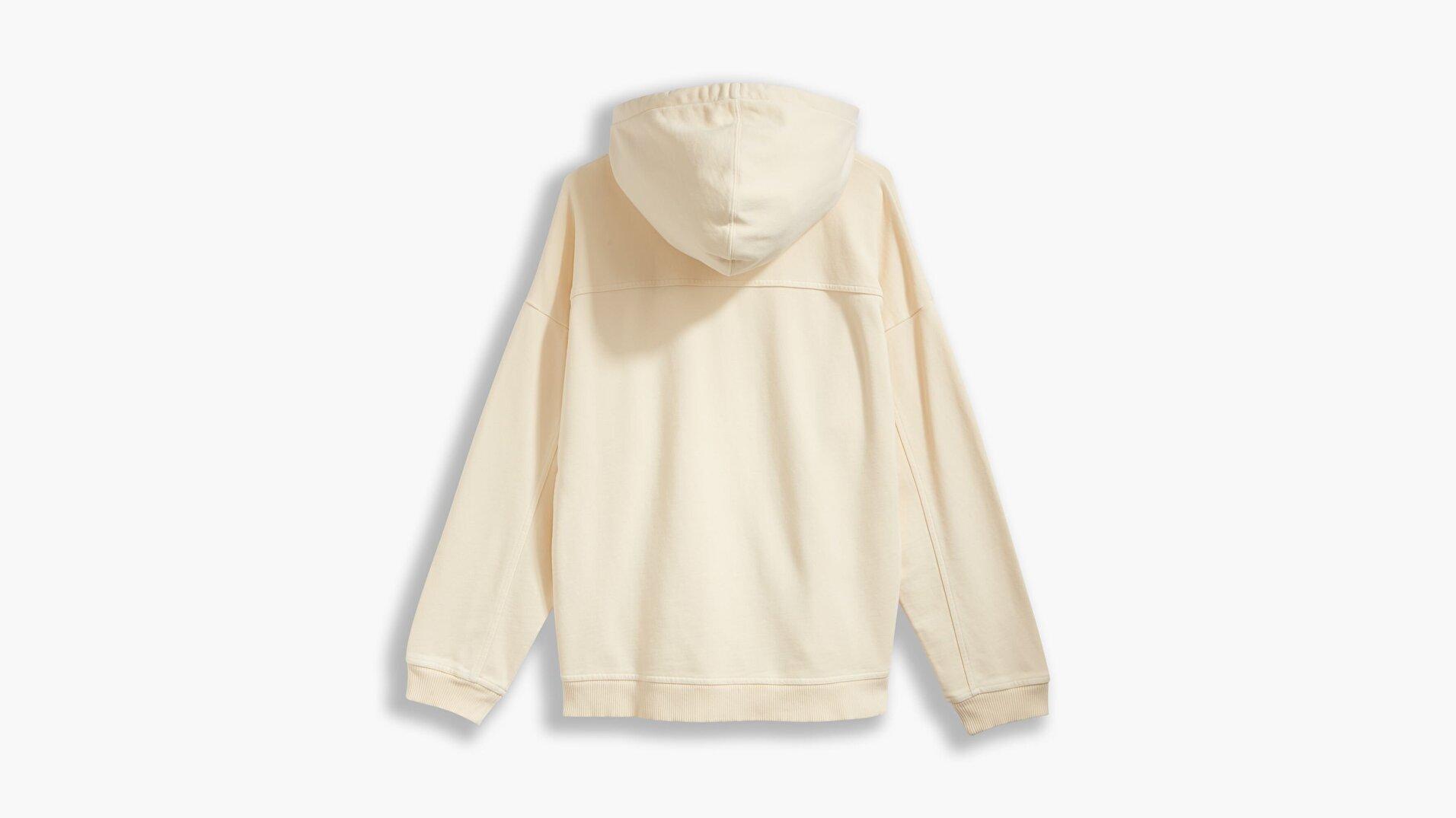 Rider Hoodie Transparent Yellow Garment Sarı/Turuncu Kadın Sweatshirt