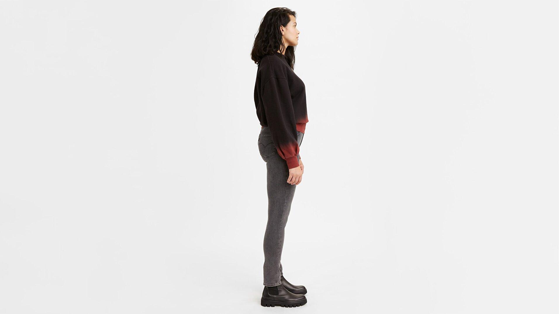 721 Yüksel Bel Skinny Fit Kadın Jean Pantolon-True Grit