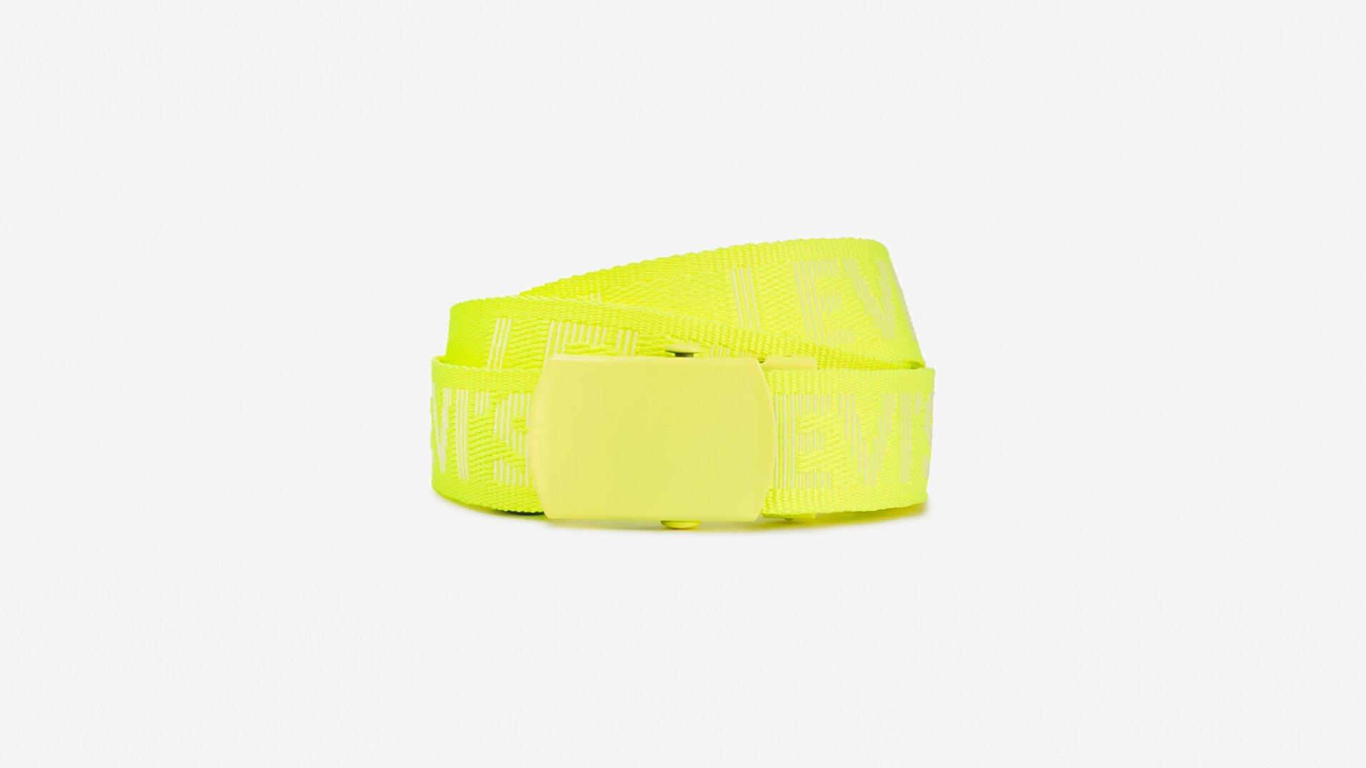Tickfaw Sarı Kadın Kemer