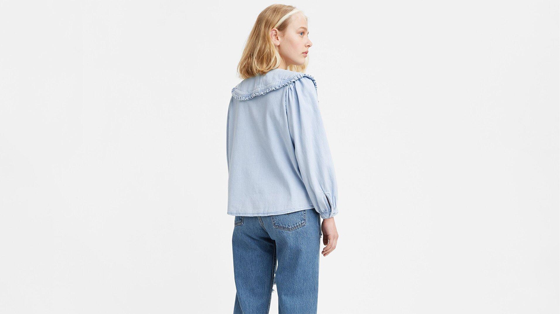 Mimmi Collar Bluz