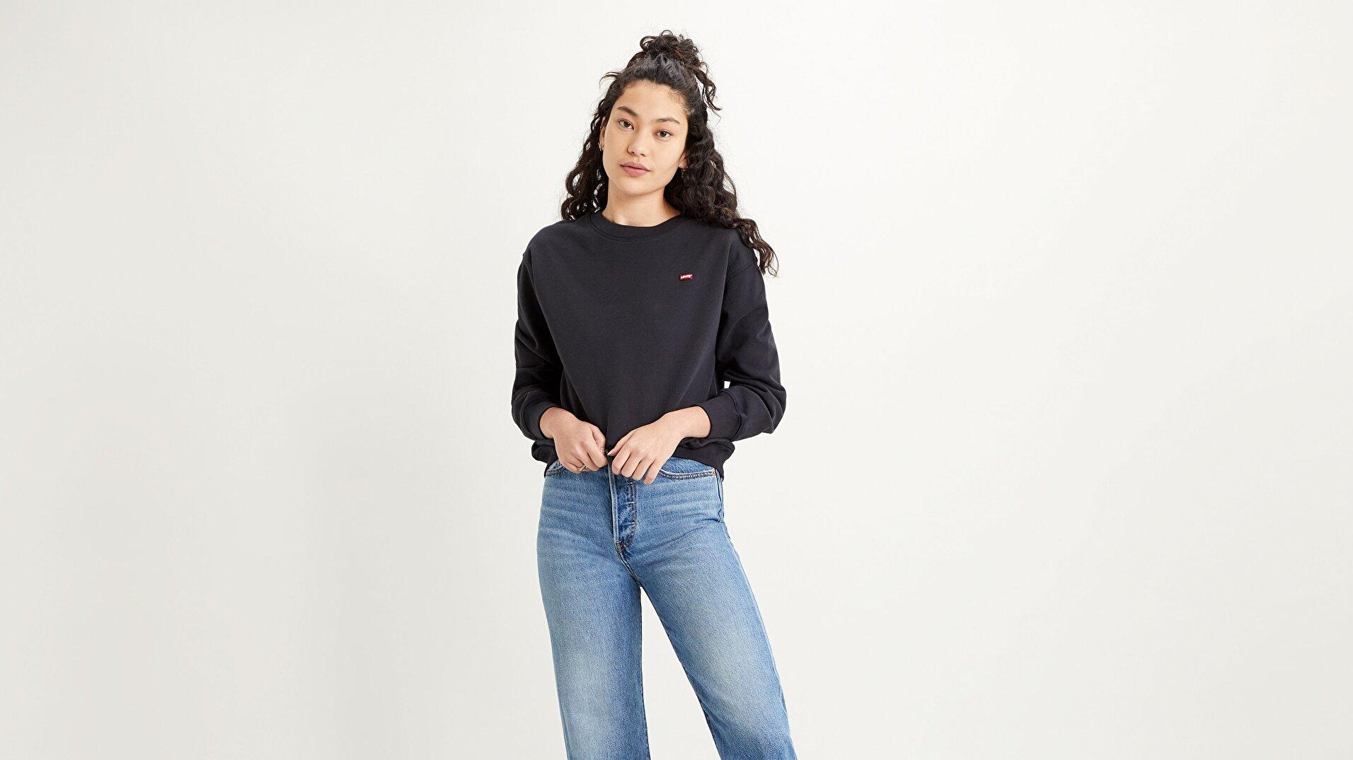 Standard Crew Neck Sweatshirt