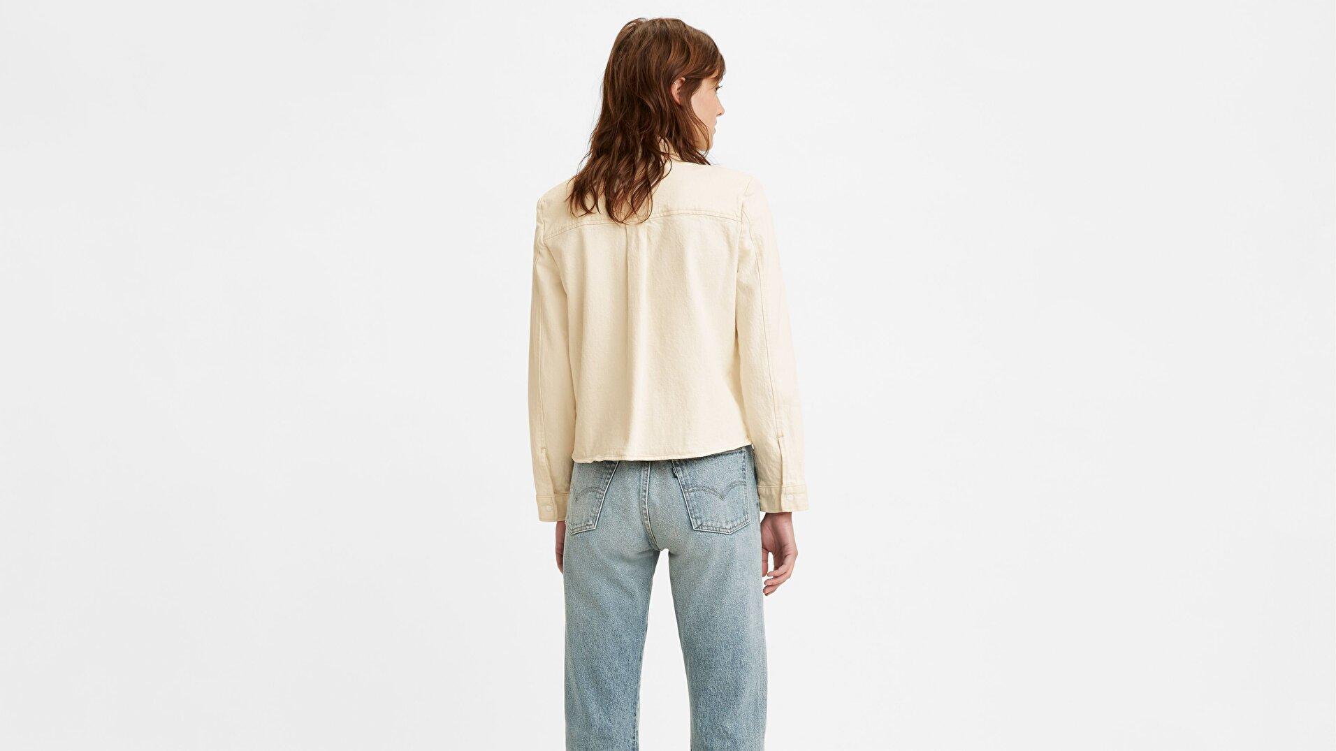 Levi's® Made & Crafted® Bold Shoulder Gömlek