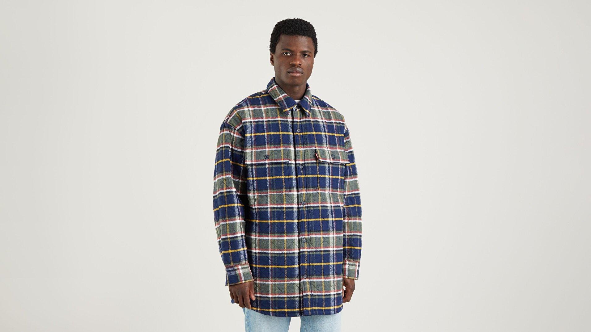 Bernal Heights Gömlek Ceket