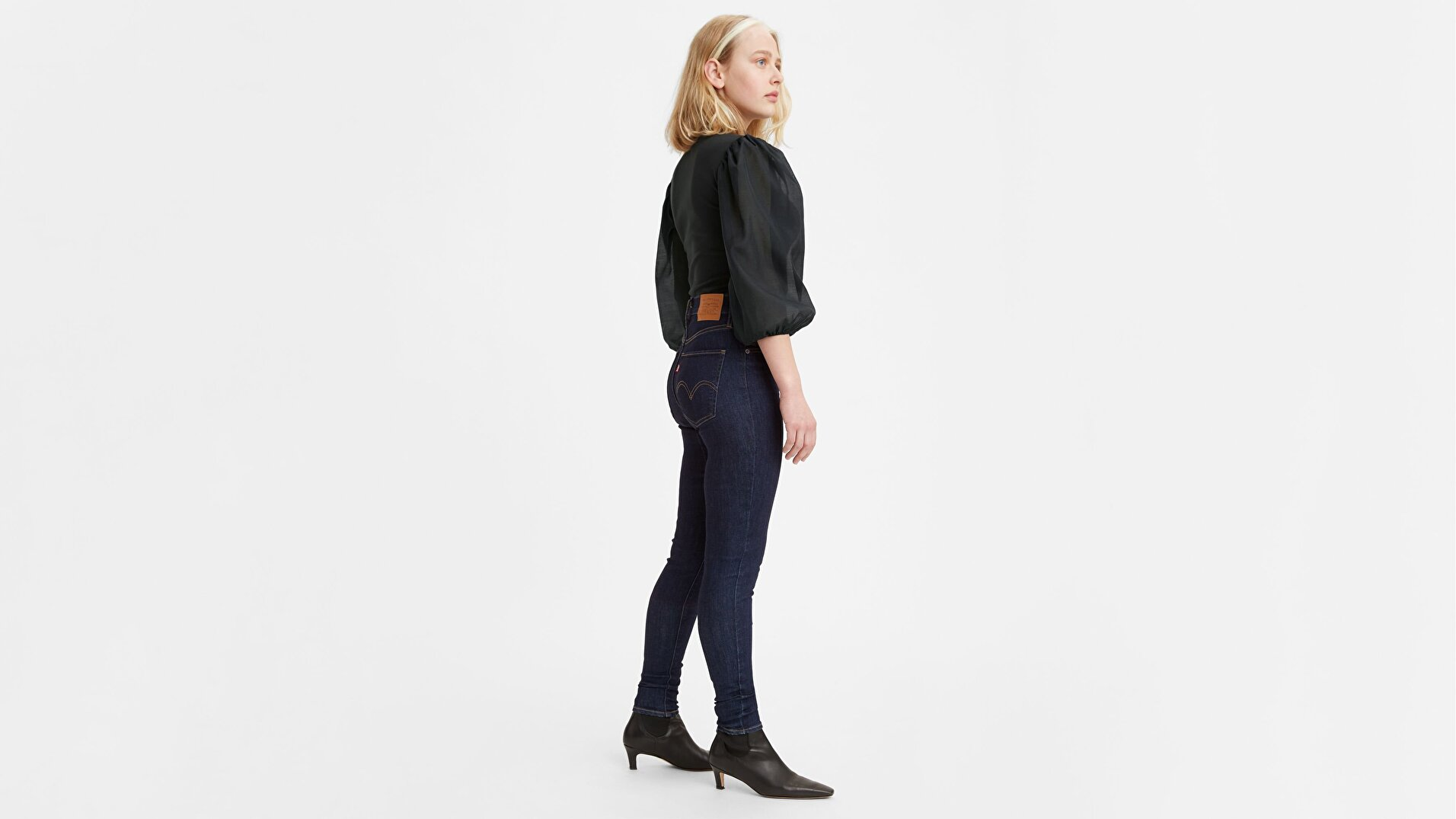 Mile High Super Skinny Kadın Jean Pantolon - Top Shelf
