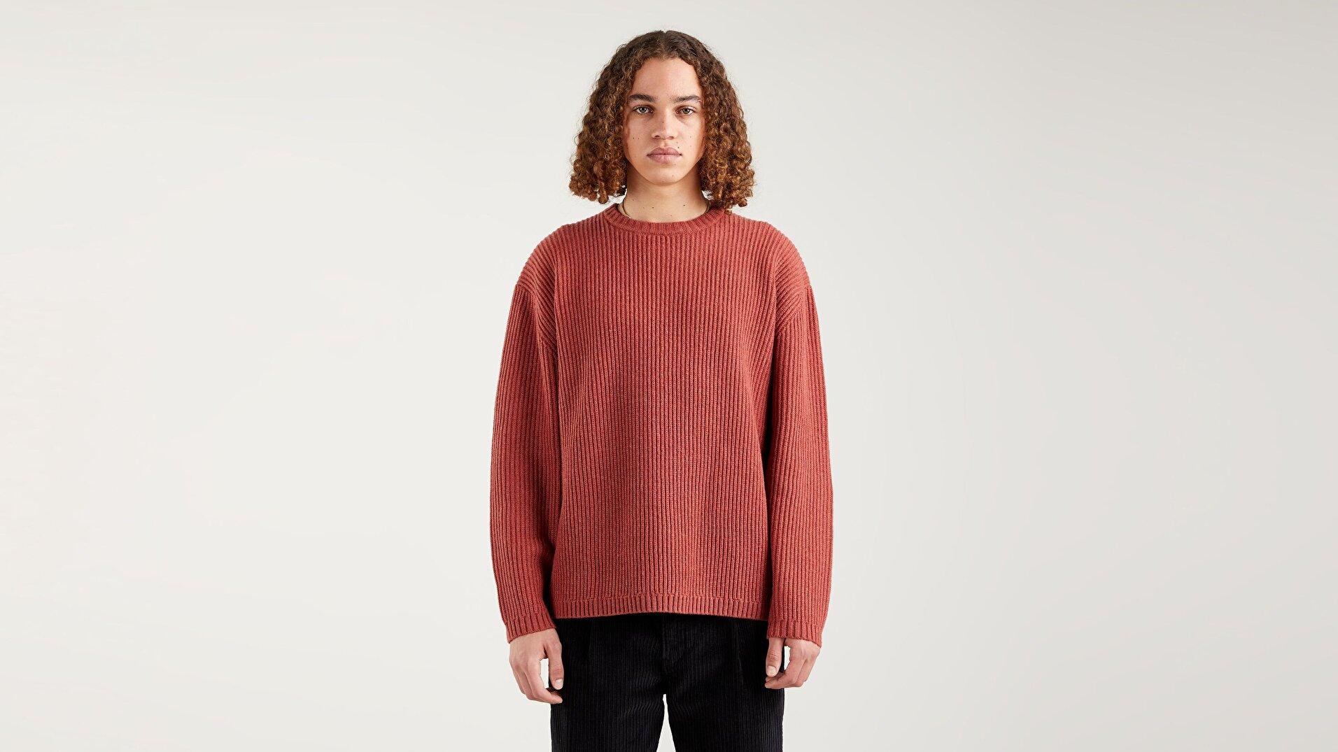 Battery Crewneck Sweater