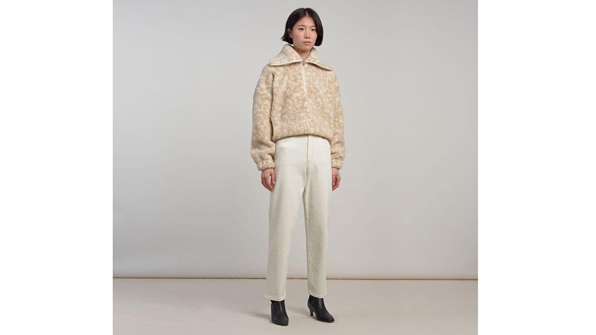 Made & Crafted® Kadın Jean Pantolon-*Lmc Tracks*