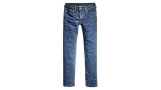 514™ Straight Fit Erkek Jean Pantolon-Stonewash Stretch T2
