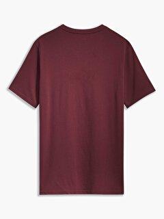 Ss Relaxed Fit Tee Bt Tonal Kırmızı Erkek Tişört