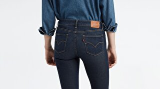 711 Skinny Fit Kadın Jean Pantolon-High Roller