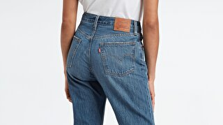 Levi's® 501 Crop Kadın Jean Pantolon
