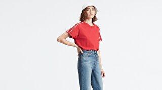 Varsity Kadın Tişört