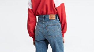 Levi's® Ribcage Straight Ankle Kadın Jean Pantolon