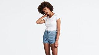 Levi's® Smokestack Kadın İkili T-Shirt