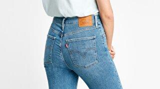Mile High Super Skinny Kadın Jean Pantolon-Better Safe Than Sorry