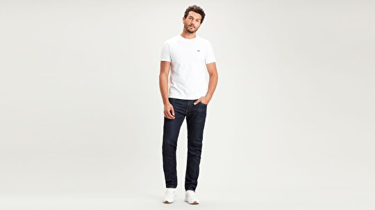502™ Regular Tapered Erkek Jean Pantolon-Rock Cod (Local)